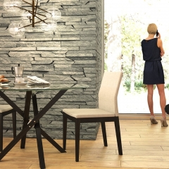 Dinette set handcrafted in Canada by Verbois
